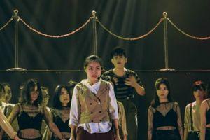 Học sinh Chuyên Ams thử tài 'khởi nghiệp' với Dự án nhạc kịch F.LAW