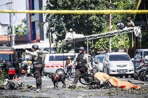 Indonesia tăng cường an ninh sau loạt vụ đánh bom khủng bố