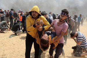 Mỹ chuyển Đại sứ quán tới Jerusalem, máu nhuộm đỏ Dải Gaza