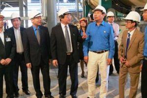 Supe Lâm Thao đột phá với dây chuyền sản xuất NPK mới