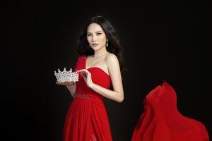 Hoa hậu Diệu Linh: 'Vương miện Miss Tourism Queen International 2018 là mục tiêu duy nhất của tôi'
