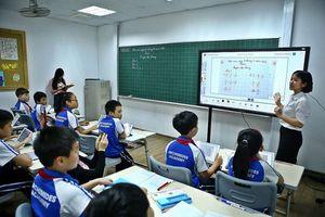 Mục tiêu trở thành nhà cung cấp giải pháp giáo dục thông minh hàng đầu
