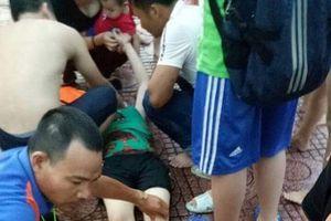 Nghi rò điện, 1 phụ nữ đang tắm ở bể bơi phải cấp cứu trong tình trạng nguy kịch