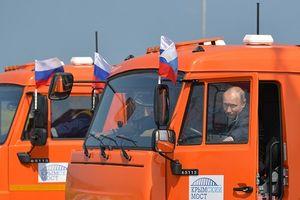 Nga lên tiếng về nghi vấn bằng lái xe của Tổng thống Putin