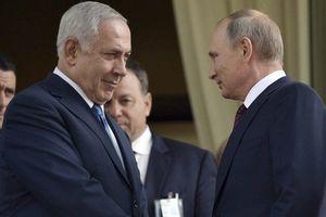 Chỉ trong một tuần, Thủ tướng Israel 'thu' Nga-Mỹ về 'một mối'