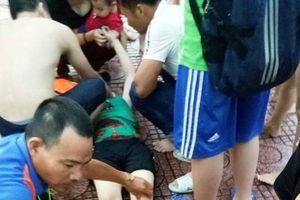 Bể bơi rò điện, 1 người bị thương, nhiều người hoảng loạn kêu cứu