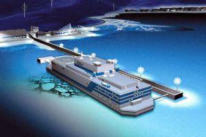 Nga triển khai nhà máy điện hạt nhân nổi công suất 70 megawatt