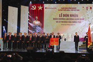 Agribank hướng đến mục tiêu ngân hàng thương mại bán lẻ hàng đầu tại Việt Nam