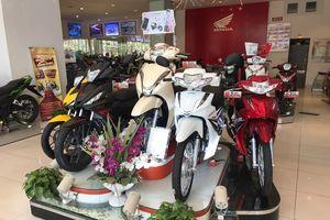 Bảng giá xe máy Honda tháng 5/2018: Bổ sung giá bán Future 125cc
