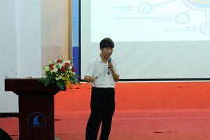 Giao lưu phát động 'Giải thưởng Nhân tài Đất Việt 2018'