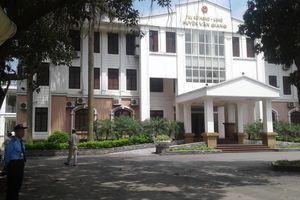 Hưng Yên: UBND huyện Văn Giang cản trở báo chí đến tác nghiệp?