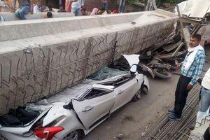 Sập cầu vượt ở Ấn Độ, ít nhất 19 người thiệt mạng