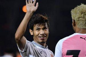 'Ronaldo Myanmar' khiến hàng loạt CLB Nhật Bản 'phát sốt'