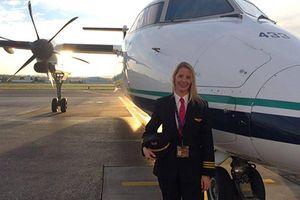 Cơ trưởng Mỹ đánh thuốc mê rồi cưỡng hiếp nữ phi công