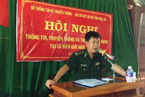Đẩy mạnh tuyên truyền và thông tin đối ngoại ở khu vực biên giới tỉnh Đắk Lắk
