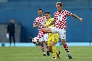 Ivan Rakitic đội tuyển Croatia: Hào phóng và không ngại hy sinh