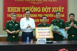 Bắt giữ 3 'ông trùm' ma túy liên tỉnh tại Đà Nẵng