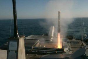 Xem 'Nữ thần tốc độ' Mỹ lần đầu phóng thử tên lửa 'Lửa địa ngục'