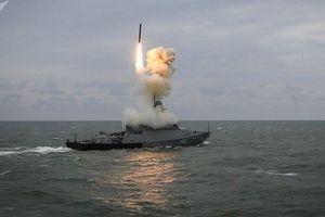 Lý do TT Putin điều tàu chiến chất đầy tên lửa Kalibr tới Địa Trung Hải trực chiến