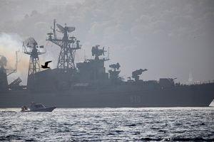 Tình hình Syria ngày 17/5: Dàn chiến hạm 'khủng' của Nga quyết bám trụ gần Syria
