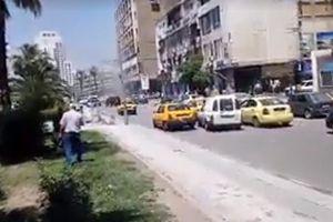IS phóng rocket tấn công Damascus, hơn 20 người Syria thương vong