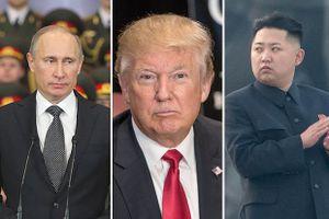 Tin thế giới 17/5: Trump tính phạt thêm Nga; Mỹ đòi Triều Tiên hủy tên lửa, hạt nhân