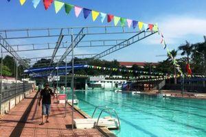 Nghệ An: Tiết lộ nguyên nhân ban đầu điện giật nhiều người ở bể bơi
