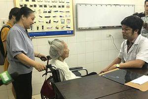 Lần đầu tiên một cụ già 104 tuổi được phẫu thuật gãy xương, thay khớp háng