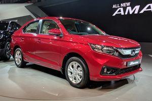 Honda ra mắt mẫu xe thành thị với giá chỉ 180 triệu đồng tại Ấn Độ