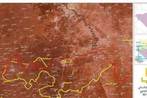 Quân đội Syria kiểm soát hoàn toàn Bắc Homs lần đầu tiên kể từ 2011