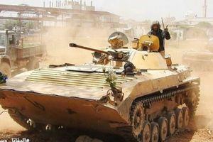 Quân đội Syria bóp nghẹt IS ở Nam Damascus