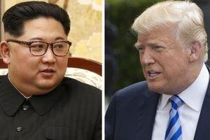 Thượng đỉnh Trump-Kim: Hoa Kỳ 'vẫn hy vọng' sẽ họp