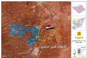Quân đội Syria quét sạch phe thánh chiến tại hơn 230 km2 tỉnh Homs