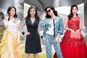 Sau 2 năm đăng quang, hoa hậu Đỗ Mỹ Linh vẫn loay hoay trên con đường 'chinh phục thời trang'