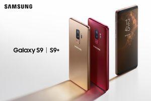 Bộ đôi Galaxy S9 và S9+ của Samsung nhận thêm hai màu mới tuyệt đẹp