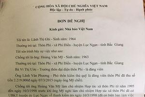 Lục Ngạn – Bắc Giang : Người chết phải trả tiền...mới được làm đám ma