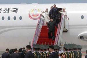 Hé lộ những phương tiện di chuyển của lãnh đạo Triều Tiên