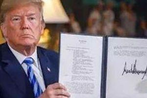 Viễn cảnh kinh tế thế giới khi Mỹ rút khỏi JCPOA