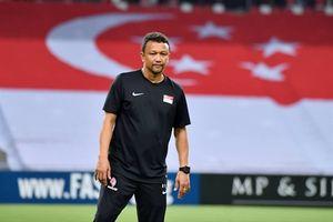 Singapore bối rối trước thềm AFF Cup 2018
