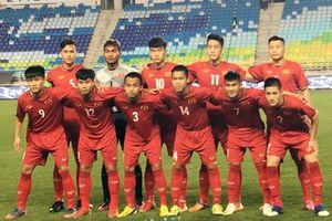 Kết quả bốc thăm VCK U19 châu Á 2018: U19 Việt Nam vào bảng 'tử thần'