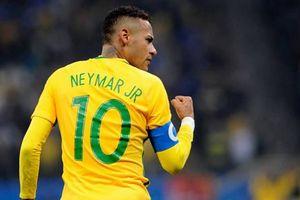 Neymar: Cup Vàng thế giới 2018 phải là của tôi