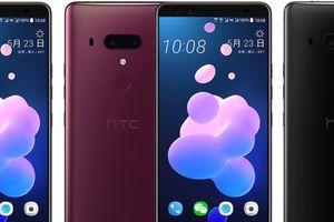 HTC U12+ tiếp tục lộ diện trước ngày ra mắt