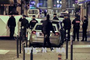 Hai thanh niên gốc Ai Cập định đánh bom Paris bằng chất cực độc