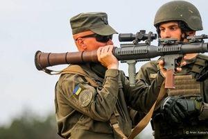Ukraina tiếp nhận vũ khí chống tăng của Mỹ dựa trên nguyên mẫu Liên Xô