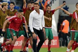 Cựu HLV đội Nam Định chốt danh sách tuyển Morocco dự World Cup
