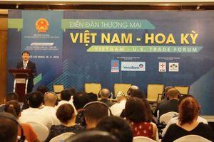 Hơn 300 đại biểu tham dự Diễn đàn Thương mại Việt Nam - Hoa Kỳ 2018