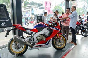 Xe phân khối lớn Honda gia nhập thị trường VN, giá từ 172 triệu đồng