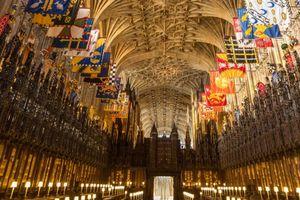 Lộng lẫy nơi cử hành hôn lễ Hoàng gia Anh