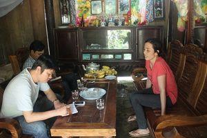 Tòa án nhân dân huyện Quỳ Châu(Nghệ An): Xử ép người nghèo