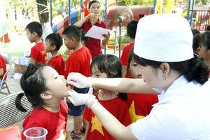 Tỷ lệ trẻ em suy dinh dưỡng ở Việt Nam vẫn ở mức cao